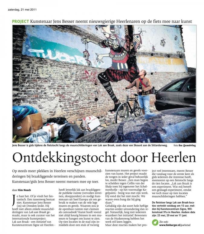 de Limburger am 21.05.2011