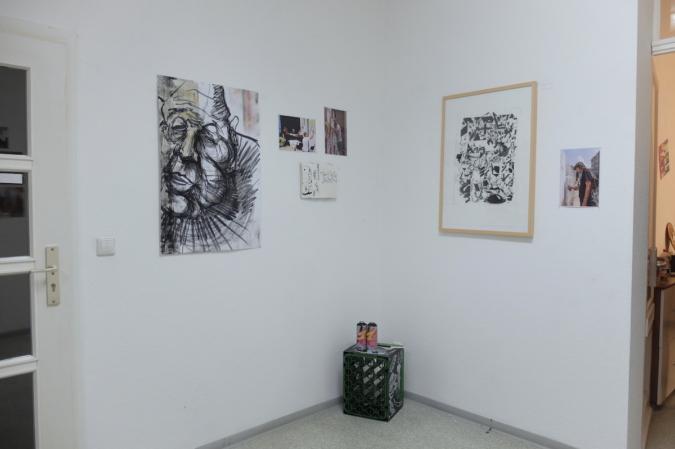 LSK schweift herum Görlitz - Werke von Andy K und Anders Reventlov